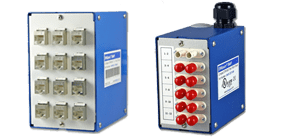 DIN-Rail Patch Panels