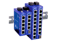 ELINX ESW100 SERIES - DIN-RAIL ETHERNET SWITCHES