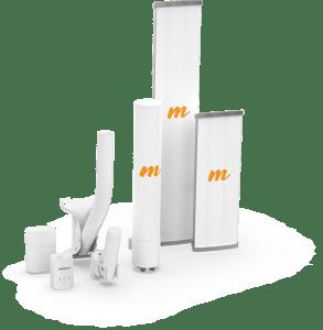 Microwave Accessories & Antennas